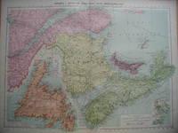 Canada: Maritime Provinces with Newfoundland.
