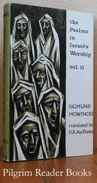 image of The Psalms in Israel's Worship. Volume II.