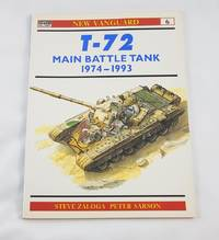 T-72 Main Battle Tank 1974–93 (New Vanguard)