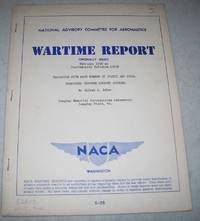 Variation with Mach Number of Static and total Pressures Through Various Screens (NACA Wartime Report)