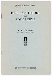 image of Race Attitudes and Education