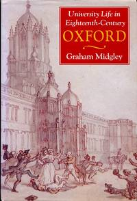 image of University Life in Eighteenth-century Oxford