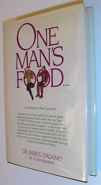 One Man's Food... is Someone Else's Poison