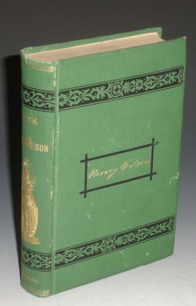 Boston: B.B. Russell, 1876. Small Octavo. 452 pages, portrait frontispiece, illustrations. He overca...