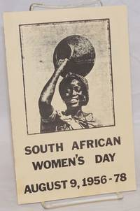 South African Women\'s Day. Aug. 9, 1956-78