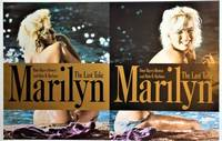 MARILYN; The Last Take: Promotional Poster