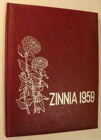 The Zinnia 1959 - Student Yearbook of Royal Jubilee Hospital School of Nursing, Victoria, B.C.