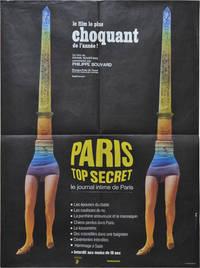 image of Paris Top Secret (Original French poster for the 1969 film)
