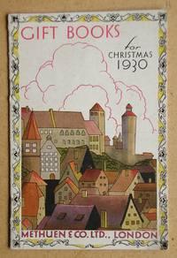 image of Gift Books for Christmas 1930.