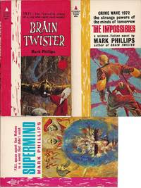 """KENNETH MALONE"" COMPLETE SERIES: Brain Twister / The Impossibles / Supermind"