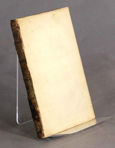 London: Benj. Tooke, 1711. 8vo, pp. , xiii, , 212, , 40, ads; 1 full-page engraved illustration; rem...