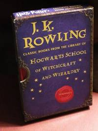 Harry Potter - Classic Books from the Hogwarts School of Witchcraft and Wizardry