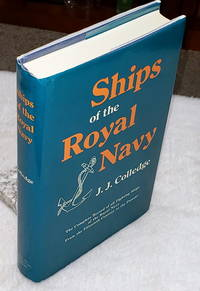 image of Ships of the Royal Navy:  The Complete Record of All Fighting Ships of the Royal Navy From the Fifteenth Century to the Present