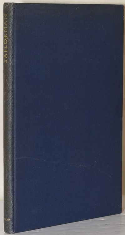 London: Oxford University Press, 1933. Hard Cover. Very Good binding. There is a previous onwner nam...