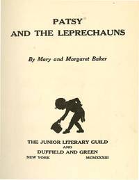 PATSY AND THE LEPRECHAUNS