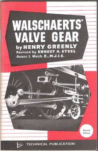 image of Walschaerts' Valve Gear for Model Locomotives