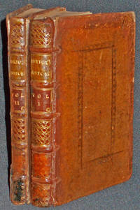 A Critical History of the Establishment of the Bretons among the Gauls, and of Their Dependence upon the Kings of France, and Dukes of Normandy; by Monsieur the Abbot of Vertot . . . Done from the Original French, printed at Paris [2 volumes] [provenance: Strickland Freeman]