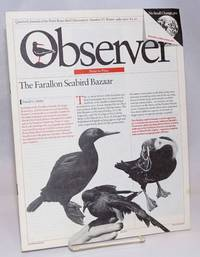 Observer: Quarterly Journal of the Point Reyes Bird Observatory; Number 87, Winter 1989-1990