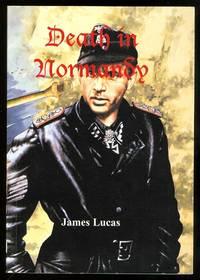 image of DEATH IN NORMANDY:  THE LAST BATTLES OF MICHAEL WITTMANN.  JACKBOOT SERIES 002.