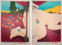 [Affiche :] Nude on the Music Hall Floor (bottom) - (top) by Glaser, Milton - 1978