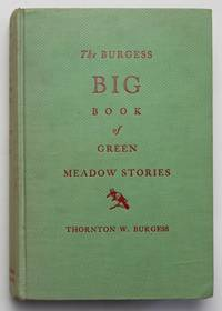The Burgess Big Book of Green Meadow Stories
