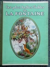 image of LES PLUS BELLES FABLES DE LA FONTAINE.