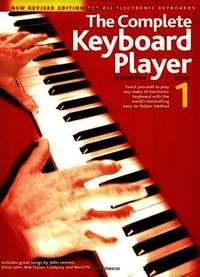 Complete Keyboard Player: Bk. 1: Book 1