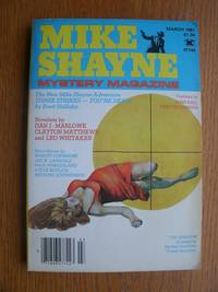 Mike Shayne Mystery Magazine March 1981 Volume 45 Number 3 ( Joe R. Lansdale The Mummy Buyer )