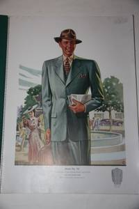 Fashions of Distinction.  Quality Woolens for Fine Custom Tailoring Volume 30-1