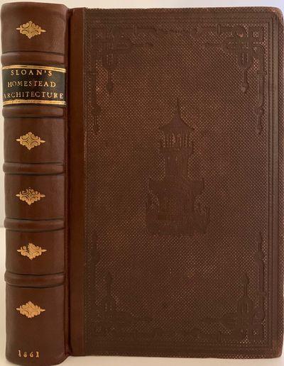 Philadelphia: J.B. Lippincott & Co, 1861. First Edition. Leather bound. Very good. First edition. 8v...