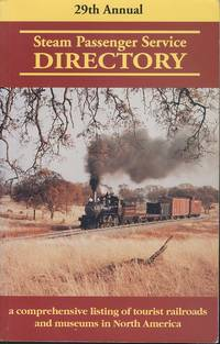 29TH ANNUAL STEAM PASSENGER SERVICE DIRECTORY