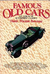 image of Famous Old Cars (Arco Automobile Library)
