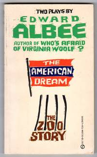 image of Two Plays by Edward Albee: The American Dream_The Zoo Story