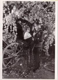 image of The Wedding March (Original photograph of Erich von Stroheim and Fay Wray from the 1928 film)