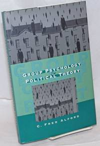 image of Group psychology and political theory