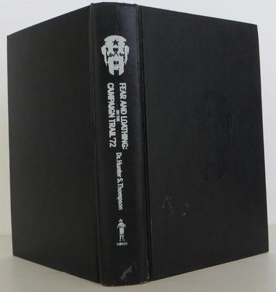 Straight Arrow Books, 1973. 1st Edition. Hardcover. Very Good/Good. A very good first edition (First...