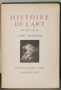 Histoire De L'Art : L'Art Moderne