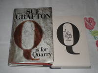 image of Q Is For Quarry: Signed