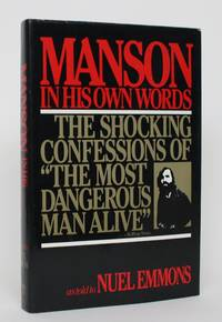 image of Manson in His Own Words as Told to Nuel Emmons