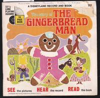 image of The Story of the Gingerbread Man - A Disneyland Record and Book No.337