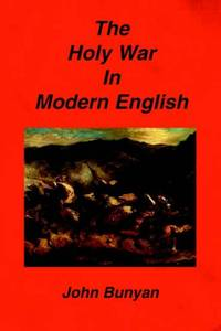 image of The Holy War in Modern English