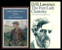 image of THE FIRST LADY CHATTERLEY - The Original Version of Lady Chatterley's Lover - with - LADY CHATTERLEY'S LOVER