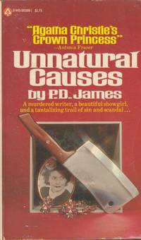 Unnatural Causes (Adam Dalgliesh #3) by  P. D James - Paperback - 1967-01-01 - from Kayleighbug Books and Biblio.com