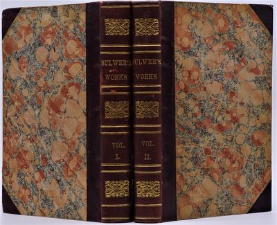 Philadelphia: E.L. Carey and A. Hart, 1836. SCARCE. Two volume in contemporary half morocco over mar...