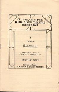 image of Catalogue of Mini-List 20-1, 21-1, 22-A, 22-B, 23-B, 23-C, 24-B, 25-A, 25-B, 26-A, 27-A, 28-A, 29-1, 29-C.