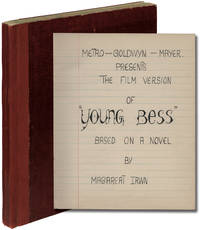 "A-dapted [Adapted] from the Film Without Permission (Original script based on the 1953 film, ""Young Bess"")"
