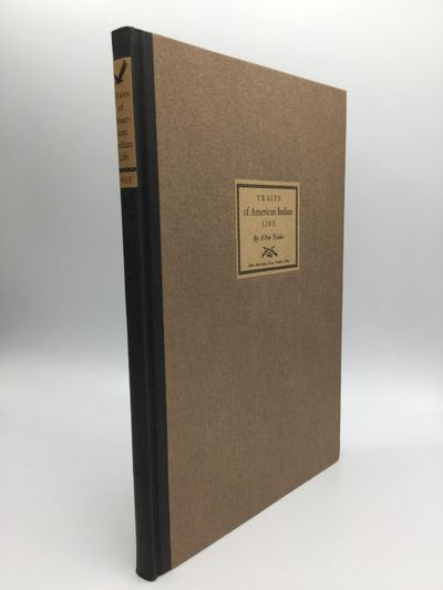 San Francisco: The Grabhorn Press, 1933. Hardcover. Near fine. Limited to 500 copies.