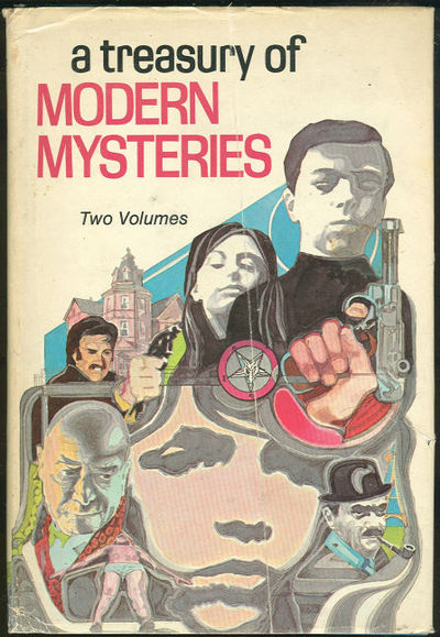 TREASURY OF MODERN MYSTERIES Volume 1, Anthology