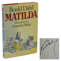 Matilda by  Roald Dahl - Reprint - 1989 - from Burnside Rare Books, ABAA (SKU: 140938644)