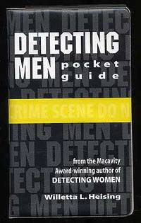 Detecting Men Pocket Guide: From the Macavity Award-Winning Author of Detecting Women
